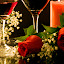 by Kimberly Sheppard - Artistic Objects Other Objects ( wine, candle, red wine )