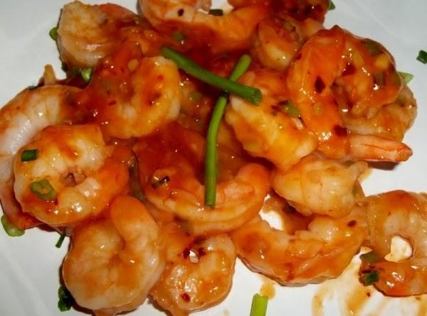 Cassies Szechuan Shrimp Recipe