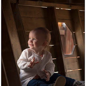 by Chris Duffy - Babies & Children Toddlers ( natural light, girl, sitting )