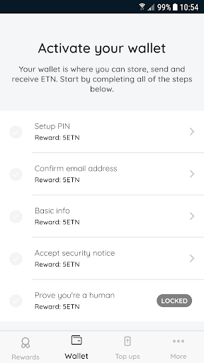 Electroneum 4.5.0 screenshots 3