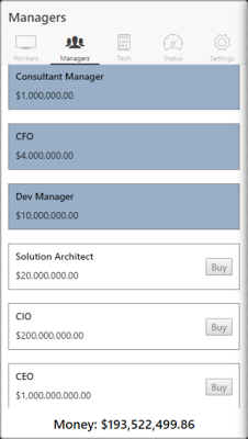 Idle Tech Tycoon - screenshot
