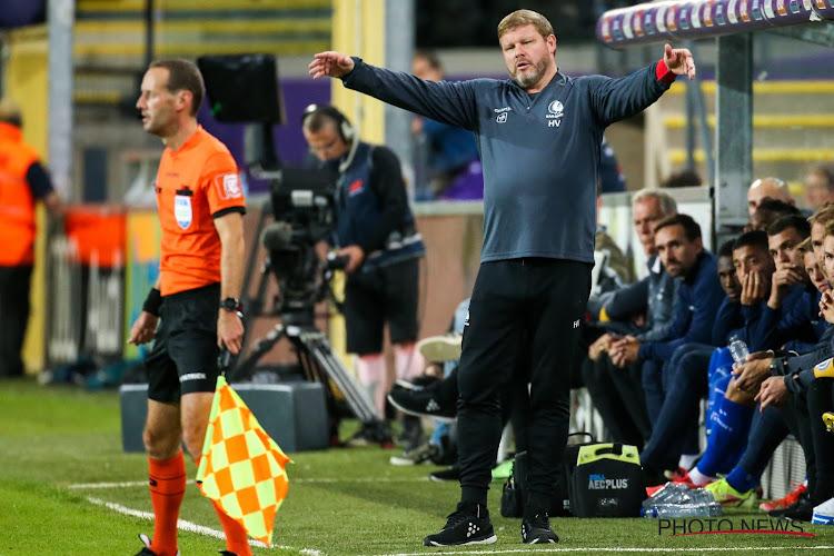 """Vanhaezebrouck vroeg zich af met wat zijn spelers bezig waren: """"Waar en wanneer heb ik dat gevraagd?"""""""