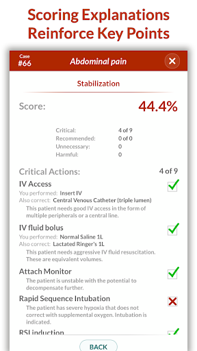 Full Code - Emergency Medicine Simulation 2.4.1 screenshots 6