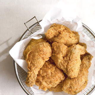 Fried Chicken with Five Spice-Plum Seasoning