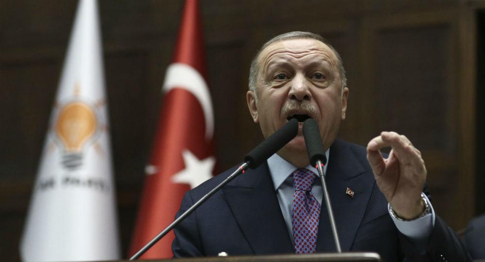 """""""Эта акция неприемлема в стране, где были перевороты"""": Эрдоган о письме адмиралов"""