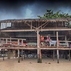 Hut by Deep Ocean - Buildings & Architecture Other Exteriors ( hut, big hur,  )