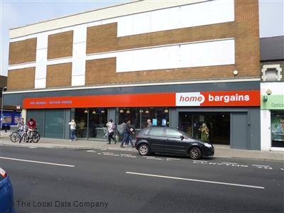 Home Bargains On Albany Road Discount Store In Plasnewydd Cardiff