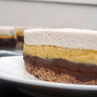 Golden Gaytime Mousse Cake