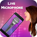 Live Microphone & Announcement Mic icon