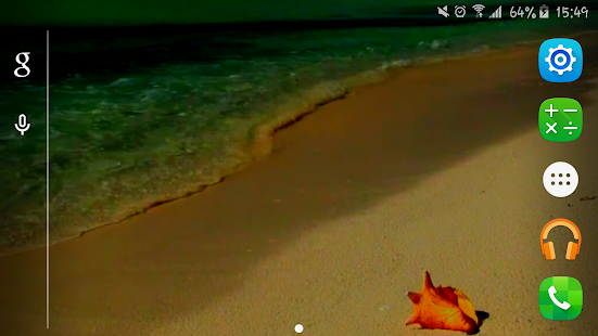 Waves Live Wallpaper- screenshot thumbnail