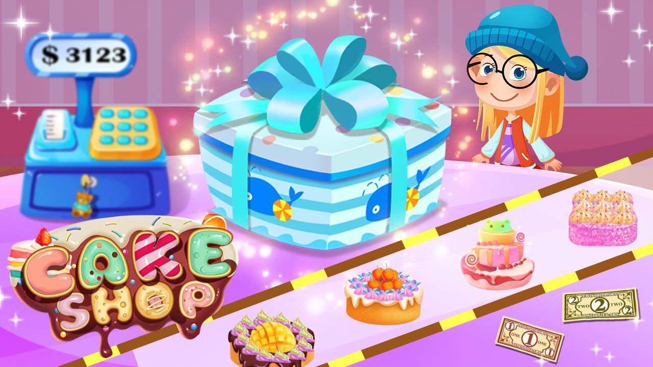 Cake Shop  Game Free Install