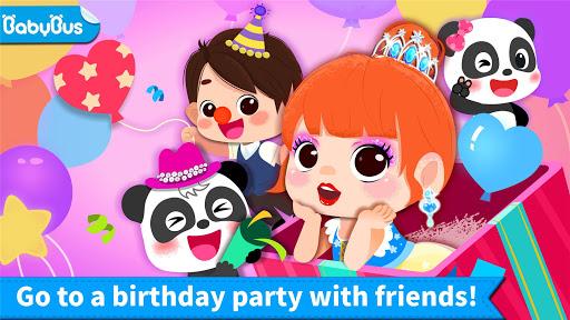 Little panda's birthday party 8.38.00.00 screenshots 1