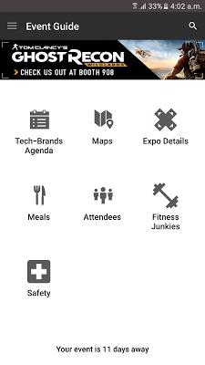 GameStop Conference - screenshot