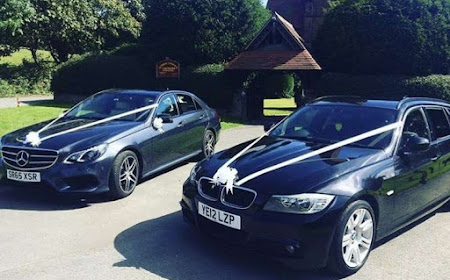 executive cars used for wedding hire services in liverpool