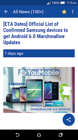 YouMobile Updates for Android™ 2.8 screenshot 329082