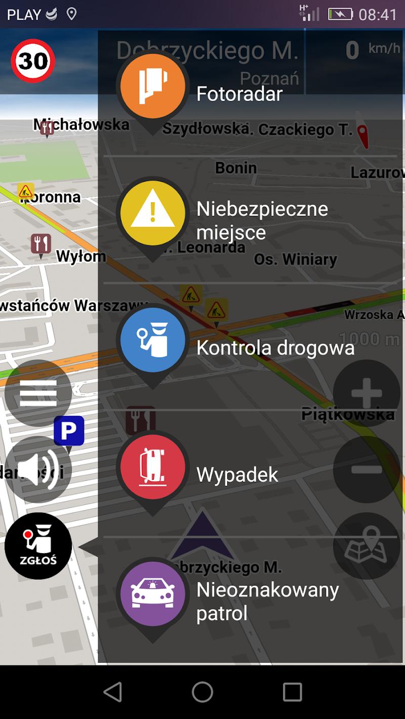 Скриншот Nawigacja Play