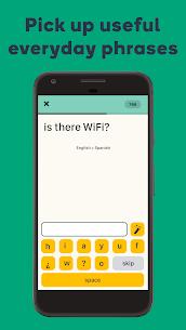 Learn Languages with Memrise Premium – Spanish, French Mod Apk (Premium Unlocked) 4