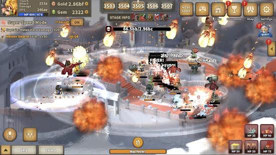 Tap Defenders v1 APK Full