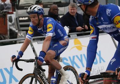 Slecht nieuws voor Iljo Keisse na zware valpartij in Parijs-Roubaix