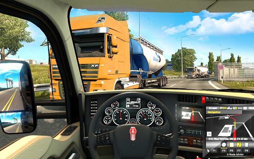PK Cargo Truck Transport Game 2018 screenshots 20