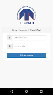 TecnarApp- screenshot thumbnail
