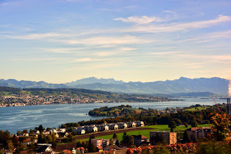 Photo: Next event - a wonderful ride to Lucerne through the Swiss countryside