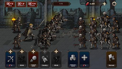 King's Blood: The Defense apkdebit screenshots 2