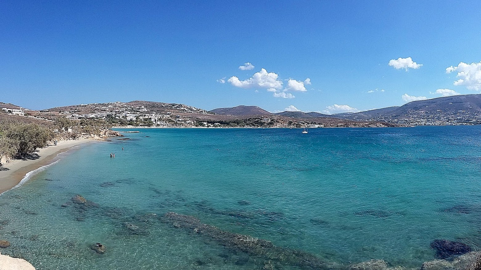 Martselo Beach Cosa vedere Paros le migliori spiagge