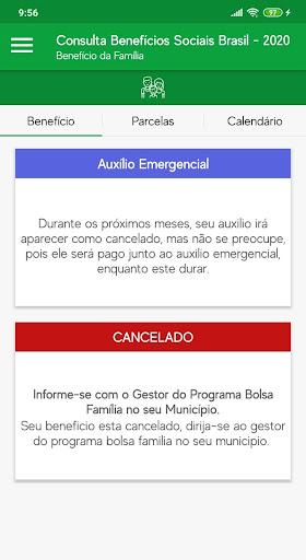 Consulta Benefícios Sociais Brasil - 2020 screenshot 2