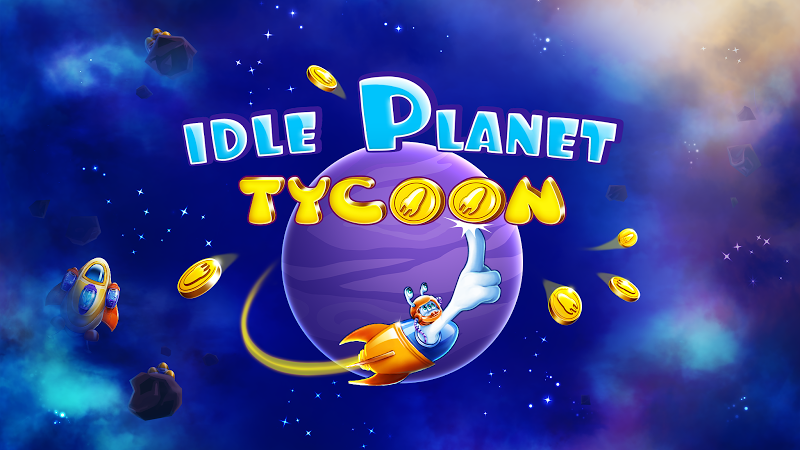 Download Idle Planet Tycoon: Idle Space Incremental Clicker Cheat APK MOD