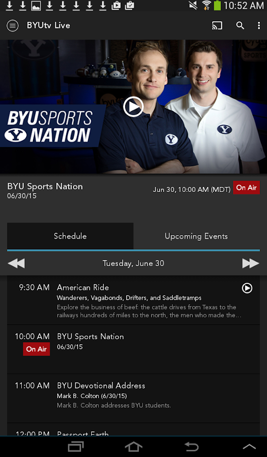 byu event tickets atp live race