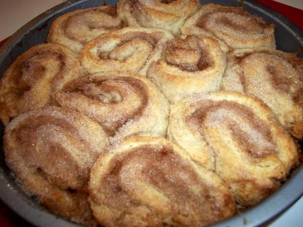 Bake until lightly browned, or about 20 minutes. Remove from oven.   Gram poured milk...
