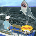 Ship Simulator & Boat Fishing Game ⛵ - uCaptain icon