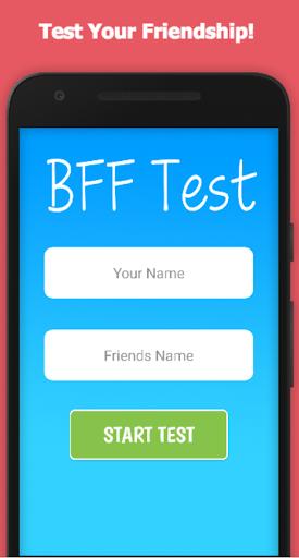 PC u7528 BFF Friendship Test 1