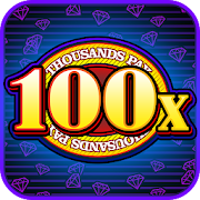Triple 100x Diamonds - Slot Machine Free‏
