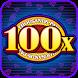 Triple 100x Diamonds - Slot Machine Free