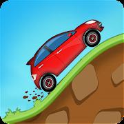 Hill Car Race Stunt Monster Track