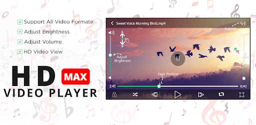MAX Player - HD Video Player 2018 for PC