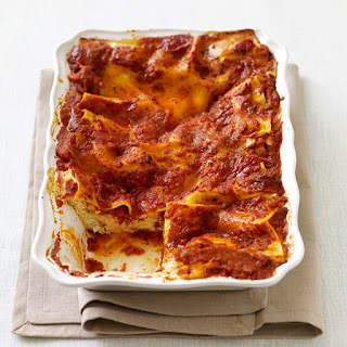 Tomato and Pepper Lasagna