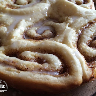 Easiest Slow Cooker Cinnamon Scrolls Ever