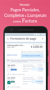 Factura Sencilla Screenshot