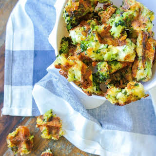 Broccoli Cheese Bites.