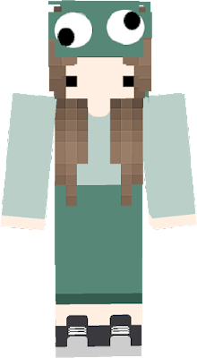 I was going to use slim but i slipped to a model of a werewoman and i swear. please note that this is NOT a werewoman its a skin.