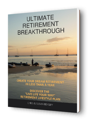 Ultimate Retirement Breakthrough ebook cover