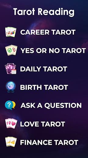 Tarot Card Reading Free - Daily Tarot & Yes or No 5.05 screenshots 1