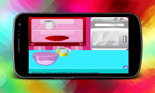 Make Rainbow Cupcakes Cooking