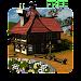 Cartoon Village 3D Live Wallpaper Free Icon