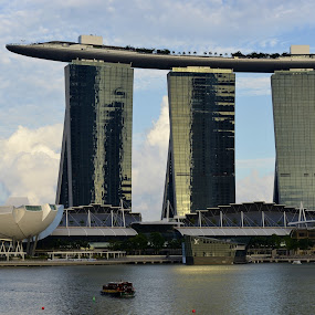 Hotel Marina Bay by Paulo Jorge - Buildings & Architecture Office Buildings & Hotels ( hotelmarinasingapura )