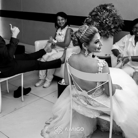 Wedding photographer Ricardo Amigo (AmigoFotografia). Photo of 02.02.2018