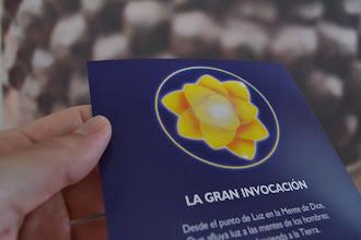 Photo: la gran invocación